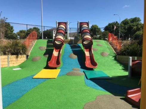 Berwick Primary School Slides