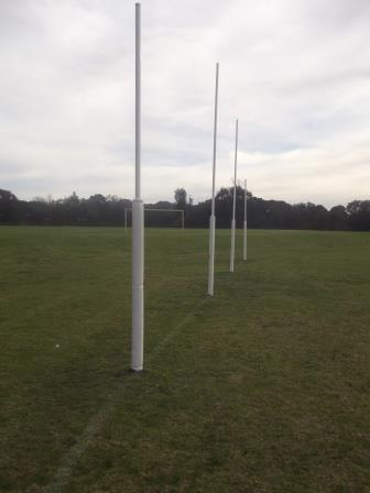 AFL Goals & Post Padding