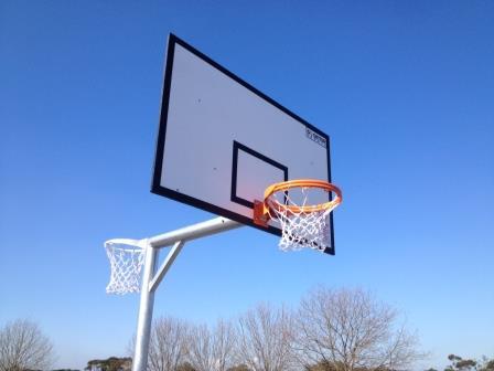 Basketball & Netball tower
