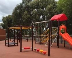 Berwick P.S Playground