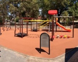 Playgrounds for schools'