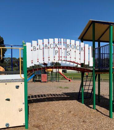 Custom Playground Barrier