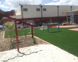 Custom playgrounds for schools