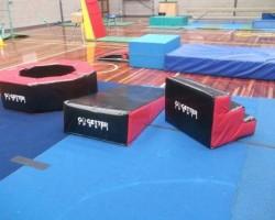 Gym padding mats