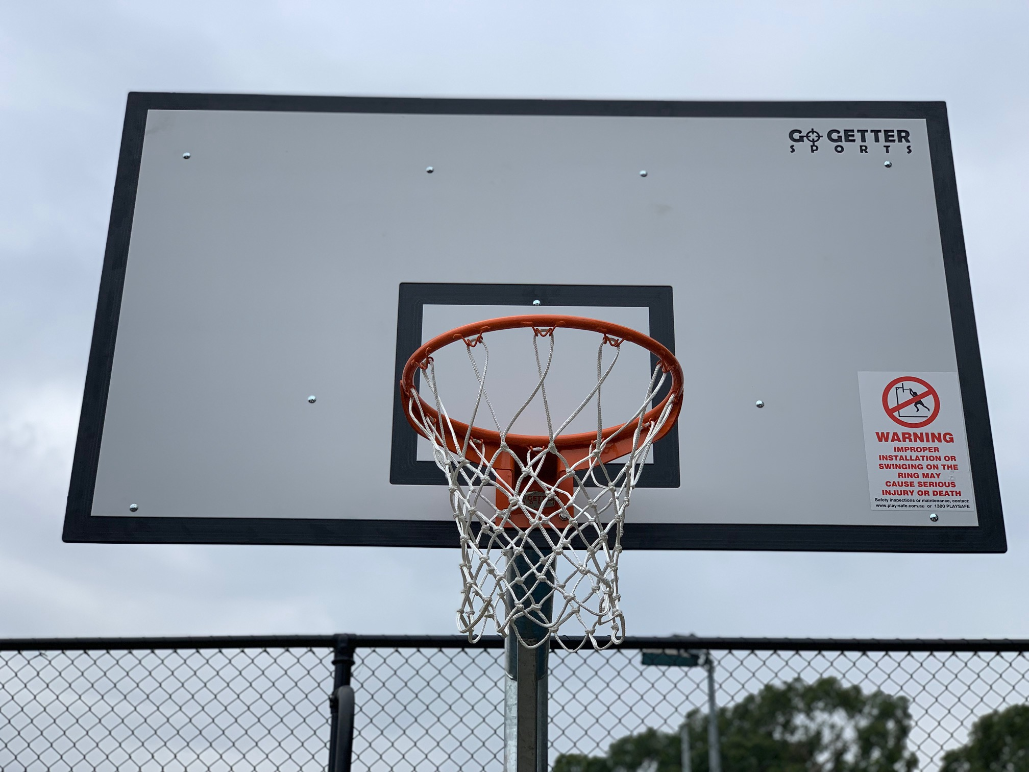 New Premium Plastic Backboards