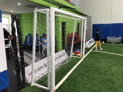 Futsal Goals and Padding