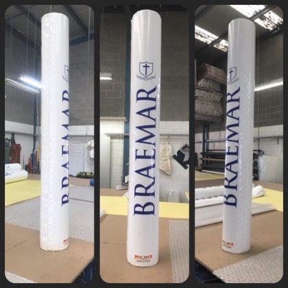 Printed padding