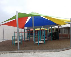 shade sail cleaning