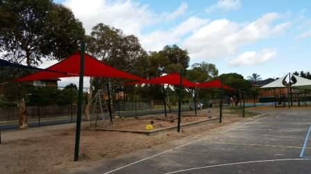 shade sails for sandpits