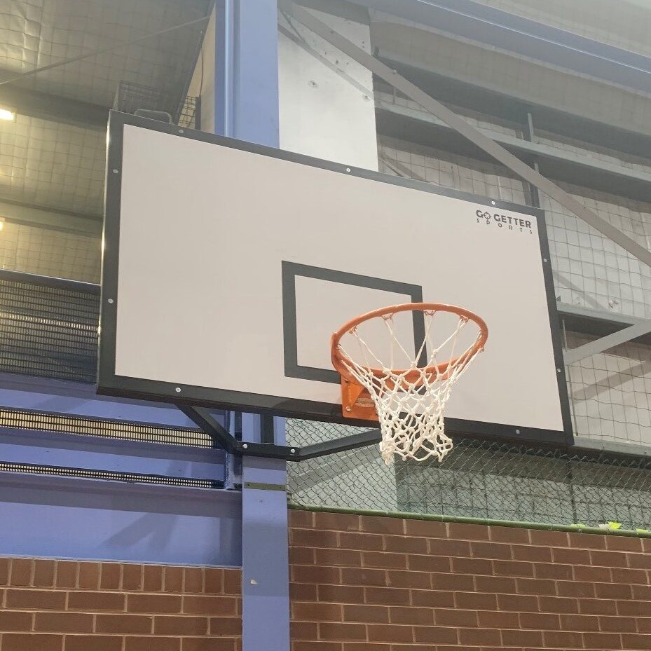 Wall mounted Basketball backboards