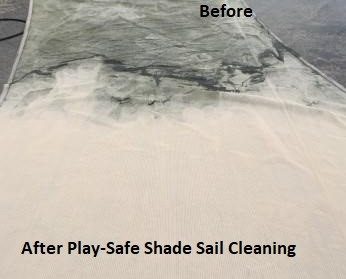 before & after clean