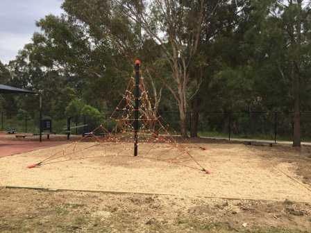 Rope Pyramid