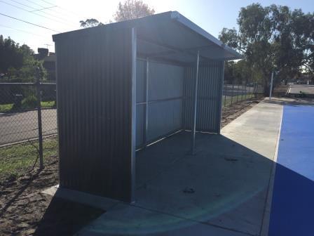 coaches box