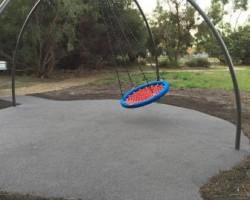 playground swing seat