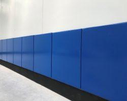 PFL wall padding