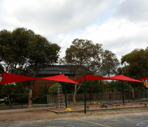 New High Quality Shade Sails