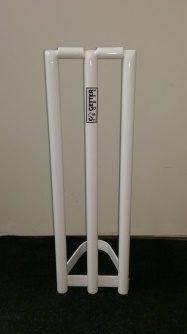 cricket wicket white